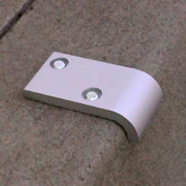 Rounded Radius 0 5 Anti Skateboard Guards 20 Piece Kit