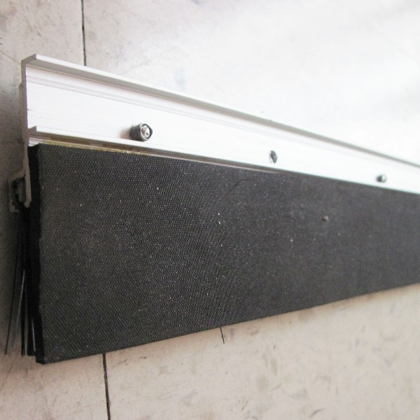Dual Edge Commercial Door Sweep Bc Site Service