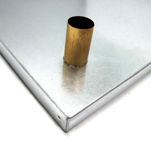 Drip Pan For Controlling Water Ingress 171 Bc Site Service