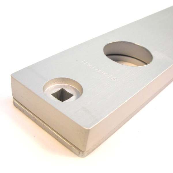 Mortise Cylinder Guard With 1 8 Spacer For Tapered Lock