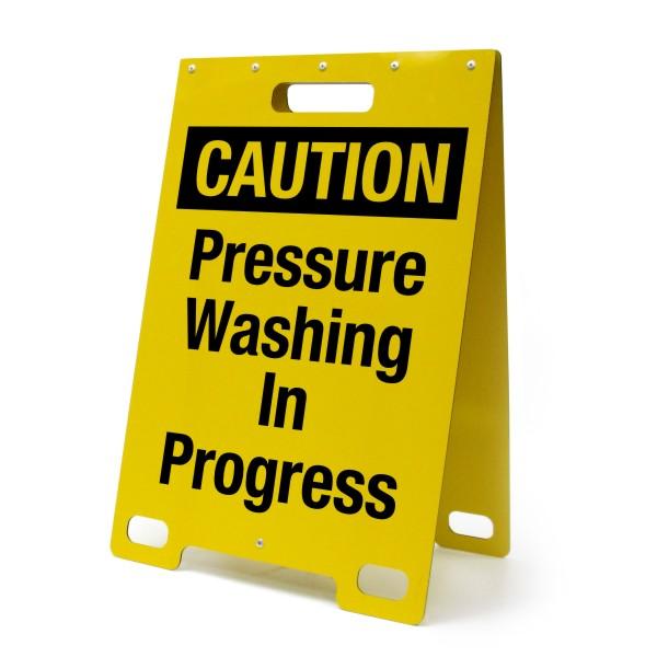 Caution Pressure Washing in Progress u00ab BC Site Service