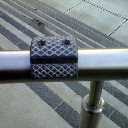 Anti-Skateboard Guard for Railing