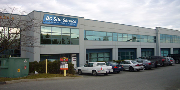 BC Site Service Head Office