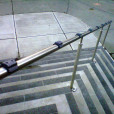 Stainless Steel Railing Skateboard Guards