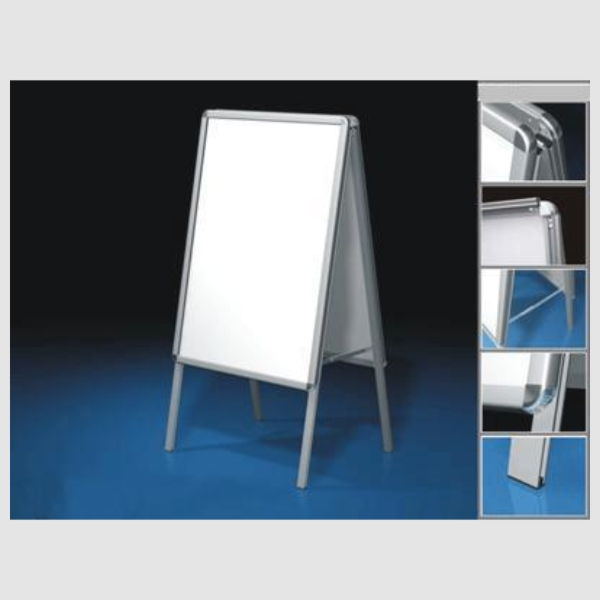 24″ x 34″ Aluminum Snap-Frame Sandwich Board – BC Site Service