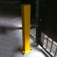 Steel-Bollard-Installed