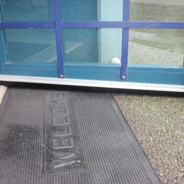 Super Door Sweep & Dual Edge Commercial Door Sweep \u2013 BC Site Service