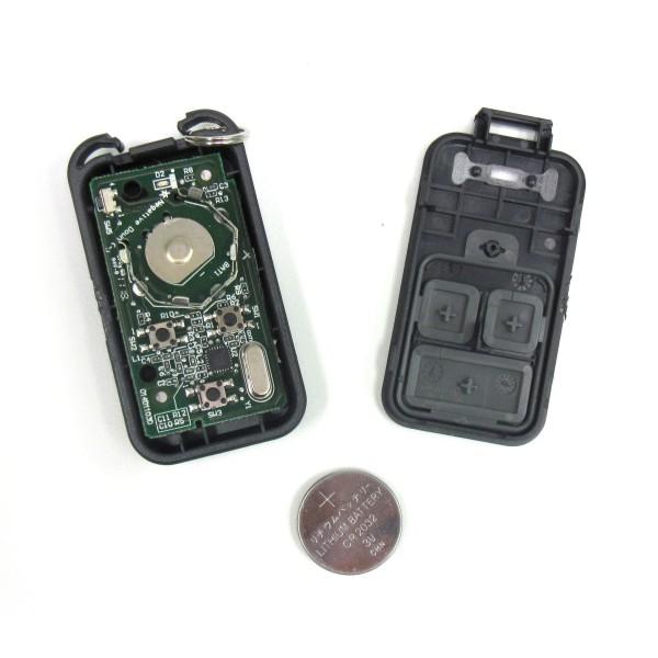 3 Button Mini Garage Door Remote Bc Site Service