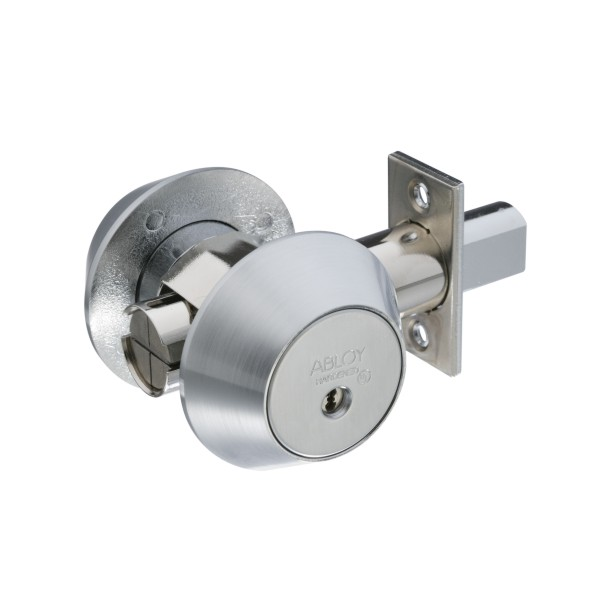 Abloy High Security Dead Bolt Lock With Double Cylinder