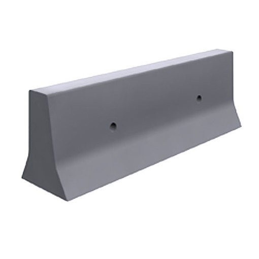 Car Stopper Concrete Traffic Control Barriers 32 in Tall