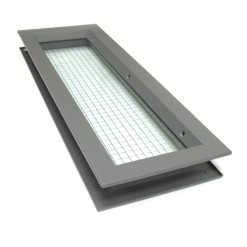 Dual edge commercial door sweep bc site service - Commercial door sweeps for exterior doors ...