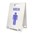 Men Washroom White