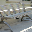 Stainless-Steel-Bench