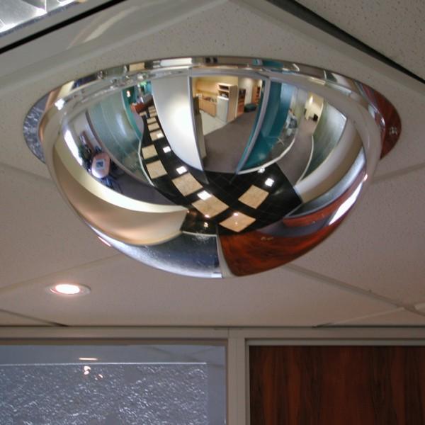 360 Degree Convex Dome Safety Mirror Bc Site Service