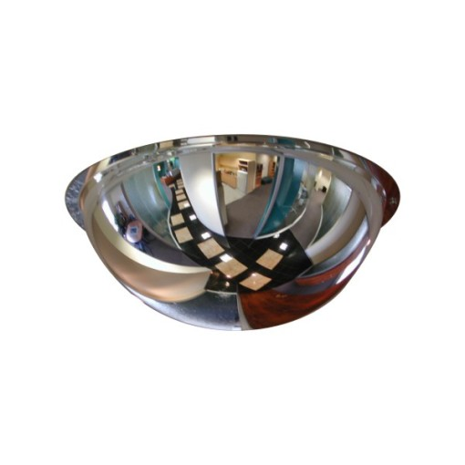 360 Degree Half Dome Convex Safety Mirror