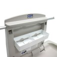 Baby Change Station With Bed Liner Pocket