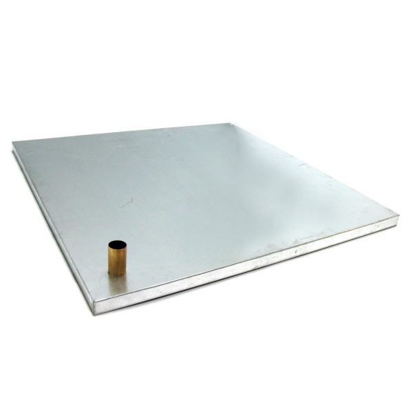 Drip Pan for Controlling Water Ingress u2013 BC Site Service