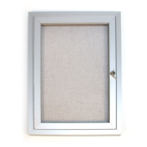 Outdoor Locking Bulletin Board Cabinets BC Site Service