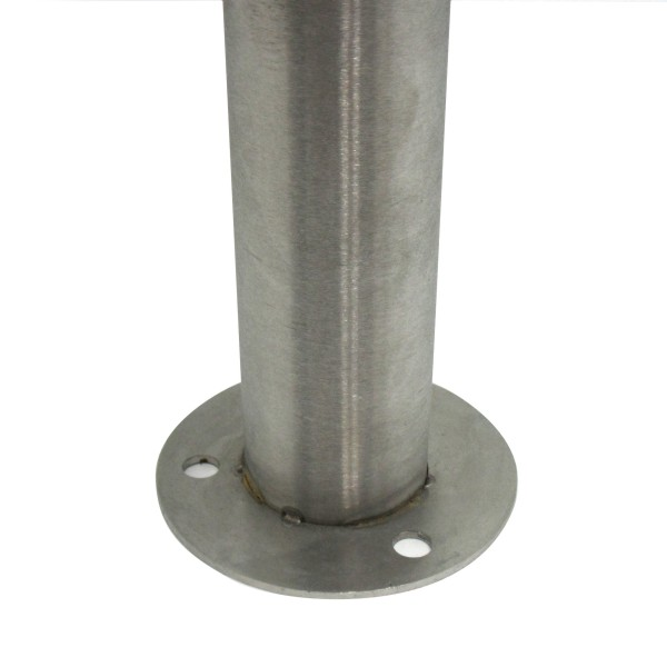 Stainless Steel Parking Sign Post Bc Site Service