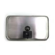 Stainless Steel Soap Dispenser Front