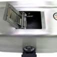 Stainless Steel Soap Dispenser Soap Door
