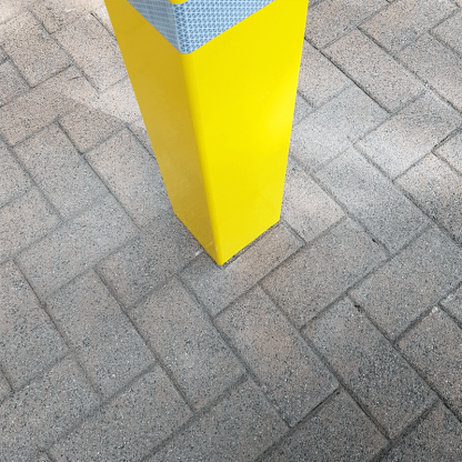 In Ground Steel Security Bollard