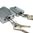 Abloy High Security Padlock Two Locks