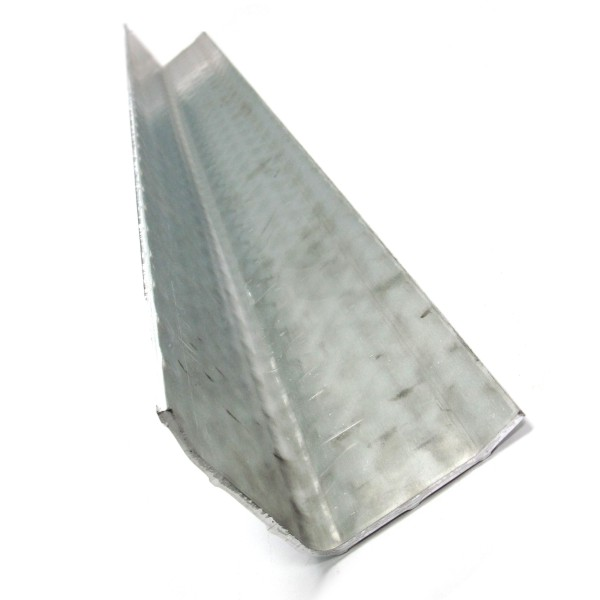 Aluminium Corner Guards : Heavy duty parkade aluminum checker plate corner guards