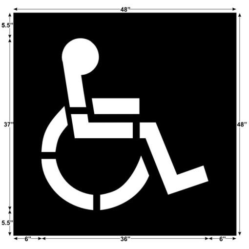 Handicap 37 x 36