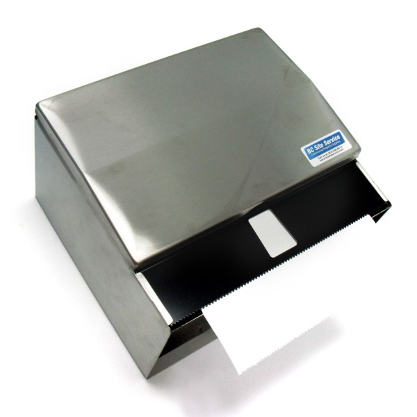 Stainless Steel Paper Towel Dispenser Exit Slot For Paper Roll