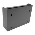 Steel Drop Letter Box Back
