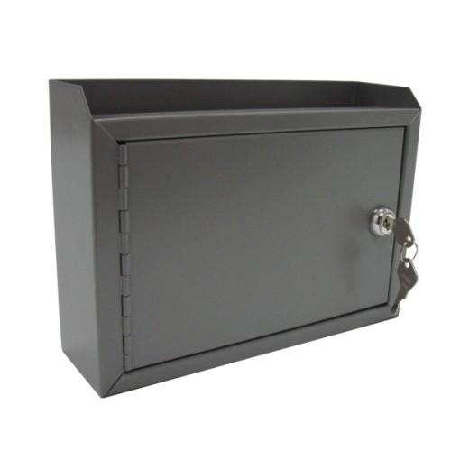Steel Drop Letter Box Front