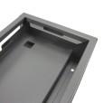 Steel Drop Letter Box Inner Corners