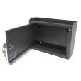 Steel Drop Letter Box Inside