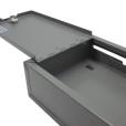 Steel Drop Letter Box Piano Hinge