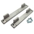 Zink Plated Side Mounting Bracket