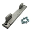 Zink Plated Side Mounting Bracket 5 in spaced between hole centre