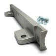 Zink Plated Side Mounting Bracket Side