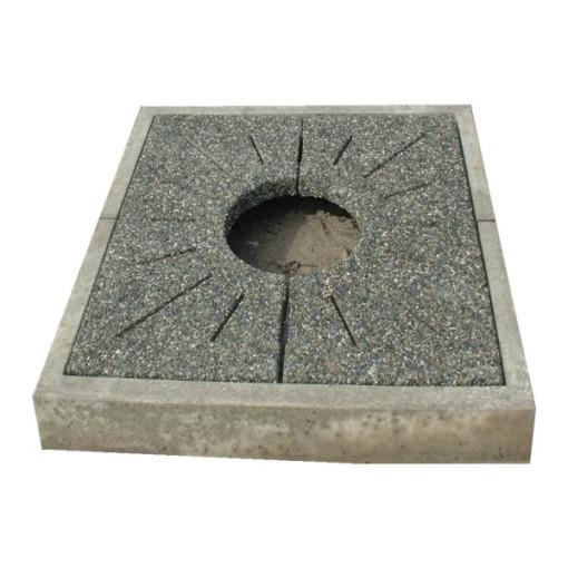 Concrete Tree Grate