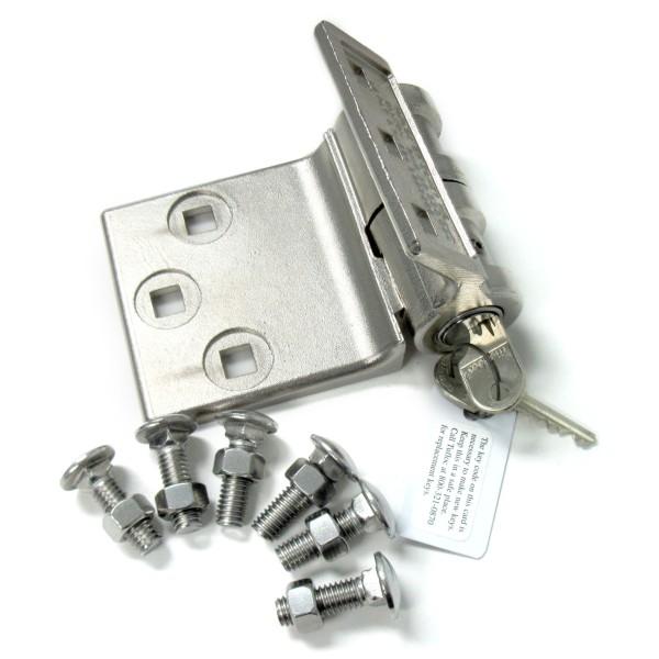 High Security Van Lock for Sliding Door - BC Site Service