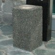 Square Concrete Ashtray
