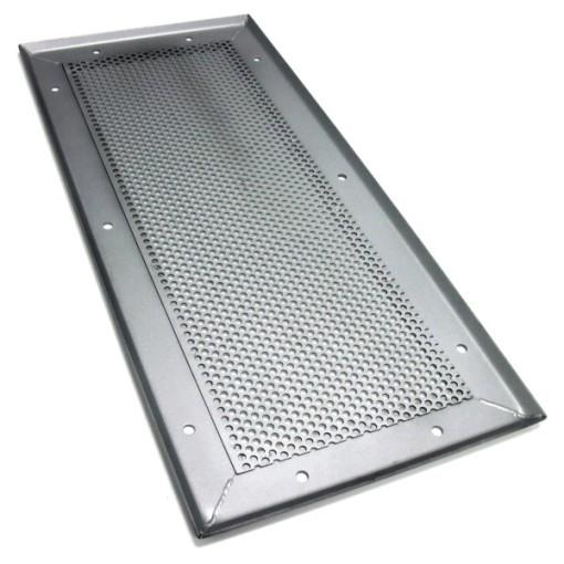 Steel Perforated Door Window Protection Corver