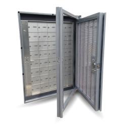 Mailbox Enclosures