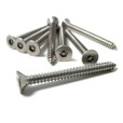 Stainless Steel Flat Top Hexpin 2