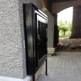 Custom High Security Mailbox Enclosures