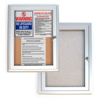 Notice Board Cabinets