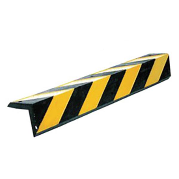 Concrete Corner Protectors : Rubber corner guards bc site service