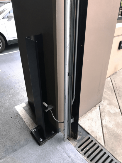 Anti-tamper Sensor Guard - Guards and Covers for Parkade Fixtures