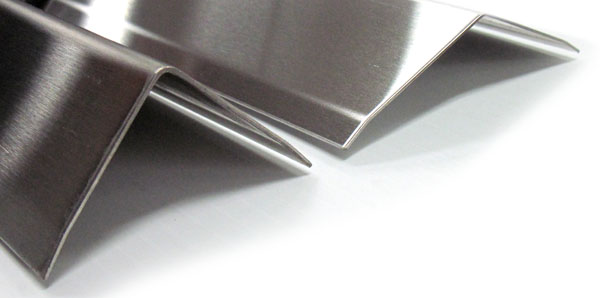Stainless Steel Wall Corner Guards 135 Degree Angle Bc