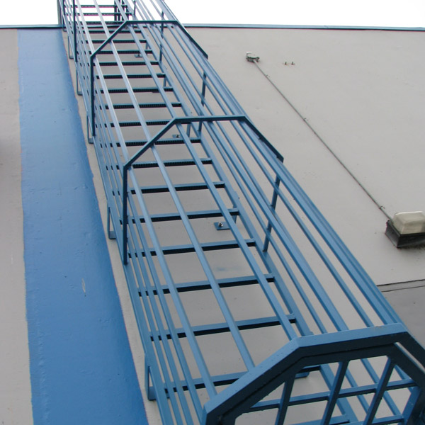 Roof Access Ladders – BC Site Service